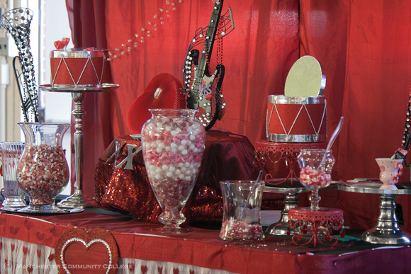 Candy Bar Buffet